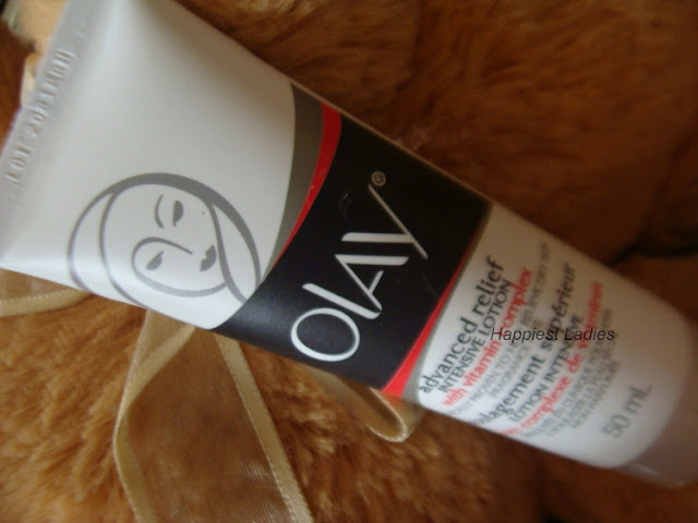 Olay Advanced Relief Intensive Lotion Review+intensive lotion