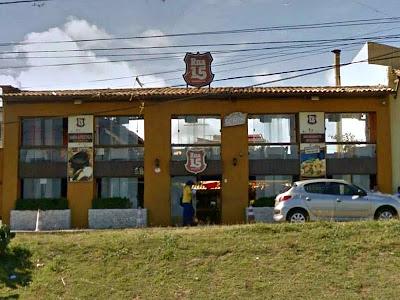 Rua 15 Restaurante e Bar: Fachada (foto: Google Street View)