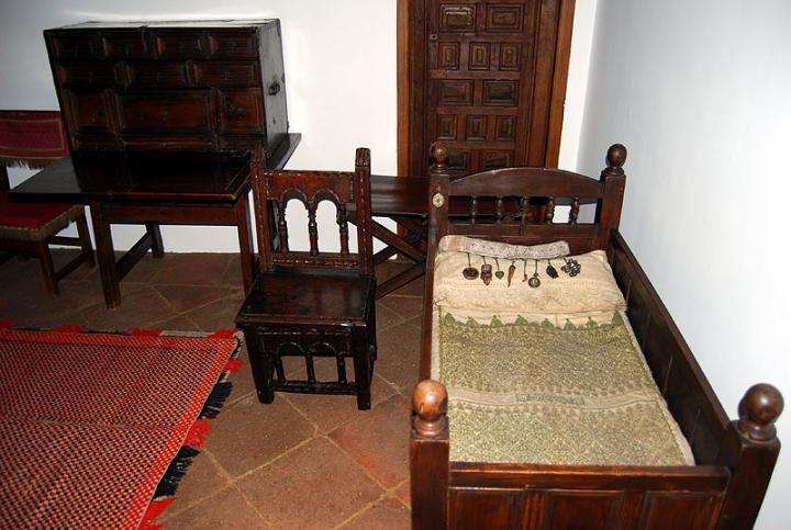 Cr nica de torre n la rec mara virreinal en el pa s de la Casas de muebles en madrid