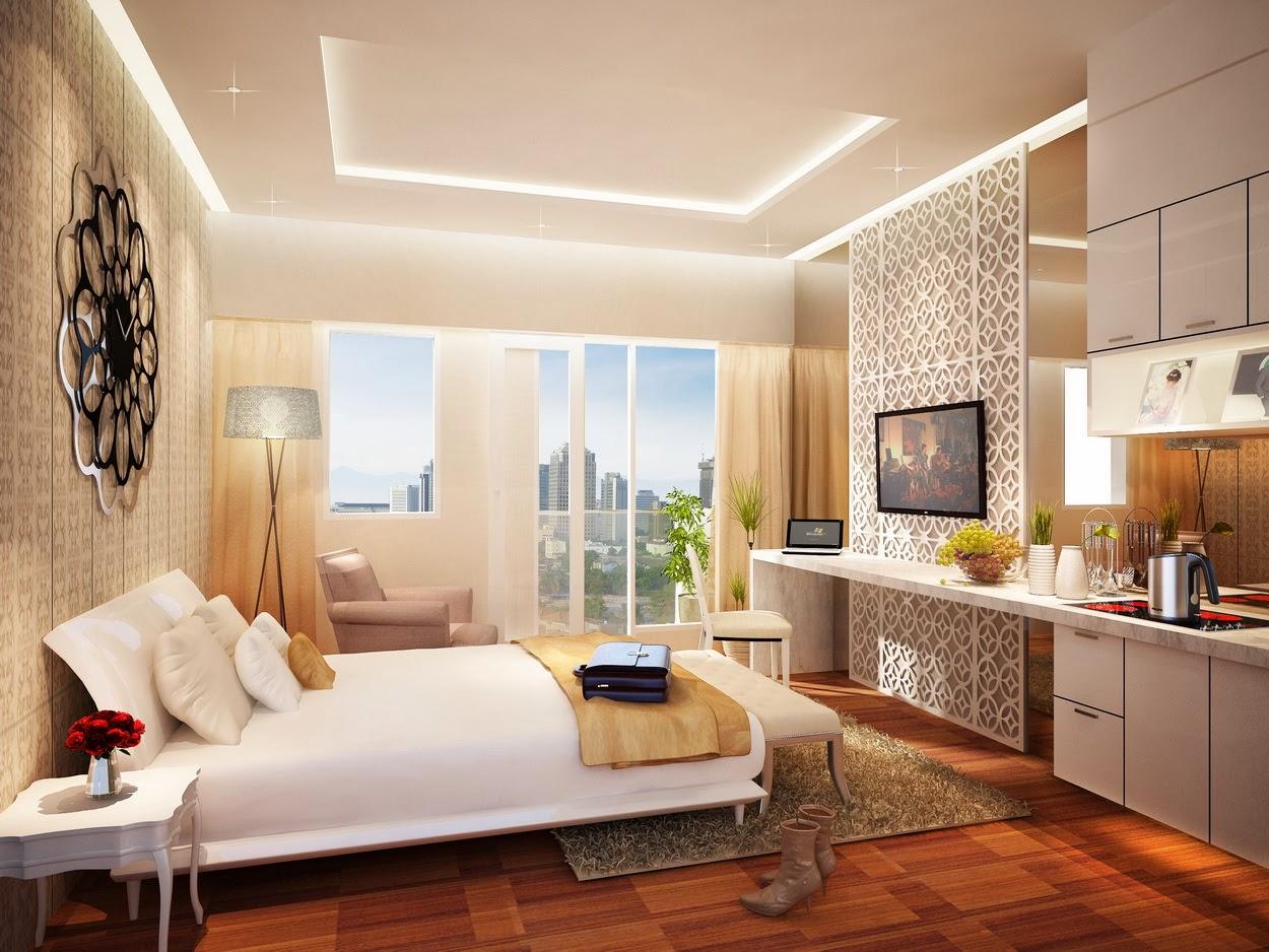 Type Studio (26 m2), Apartemen Puri Orchard