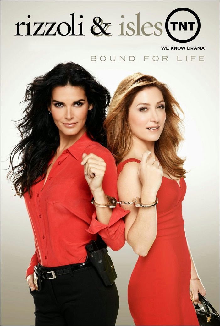 Rizzoli & Isles � Todas as Temporadas � Dublado / Legendado