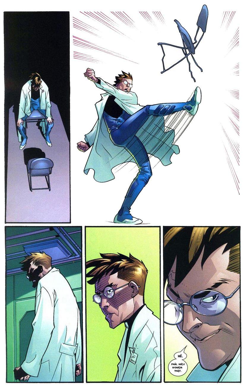 Ultimate Fantastic Four chap 10 - Trang 8