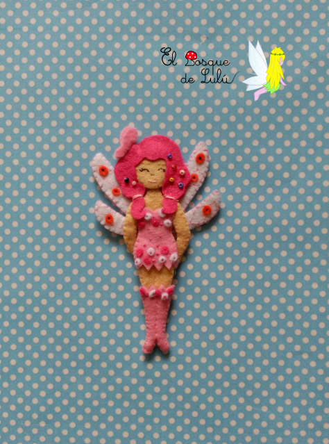 Mia-&-and-me-fieltro-broche-diadema-dibujos-personaje-infantil-regalo-niña