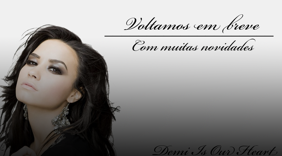 .: Demi Is Our Heart :. A Sua Fonte Nº 1 Sobre Demi Lovato