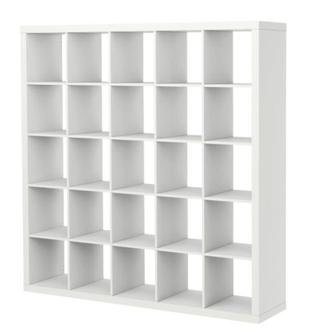 This little miggy stayed home room dividers - Ikea shelf room divider ...