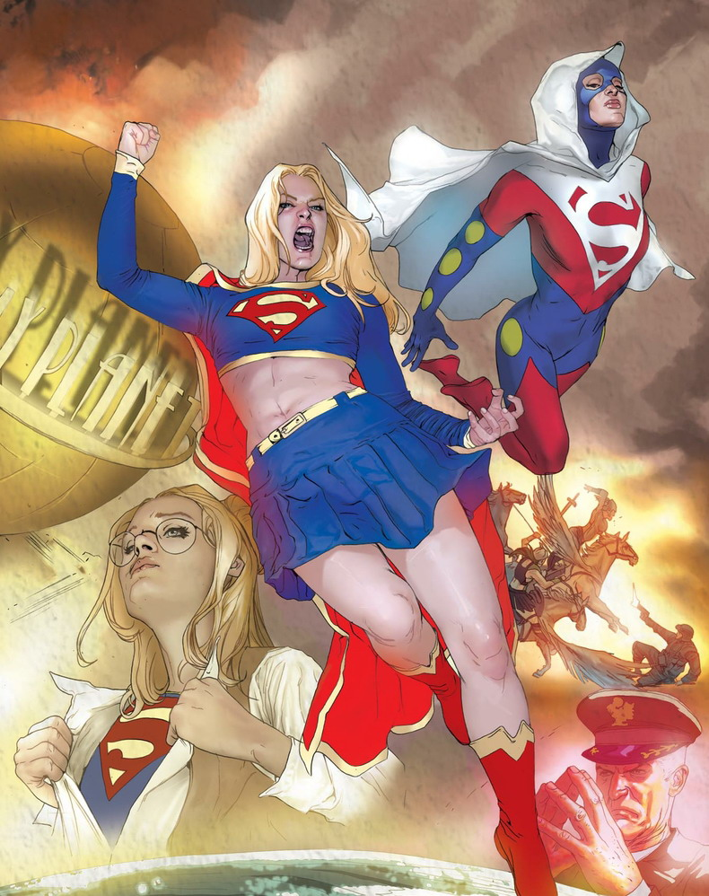 Supergirl (DC Comics) Character Review