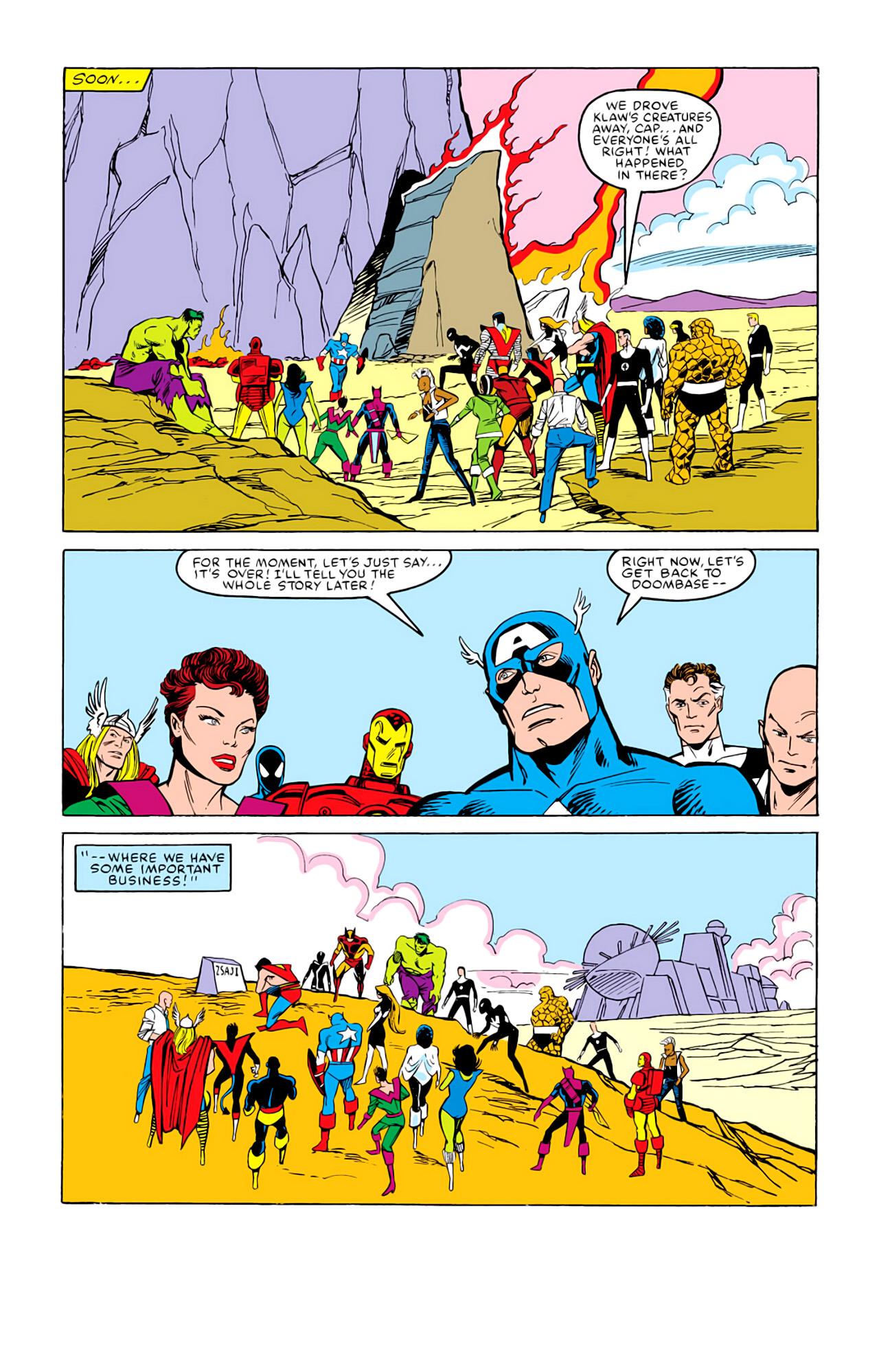 Captain America (1968) Issue #292m #220 - English 35