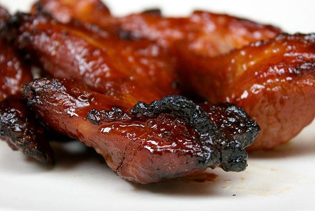Китайская свинина барбекю