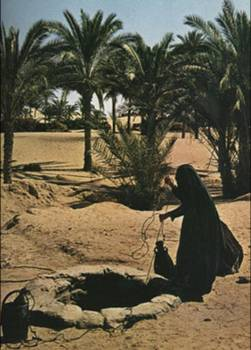 jezus samaritaanse vrouw