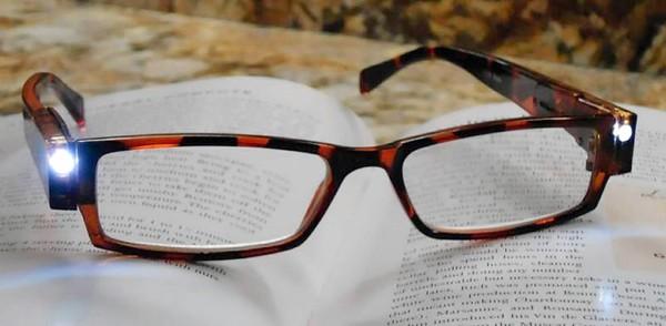 Glasses Frames With Lights : Lighted Reading Glasses: agosto 2011