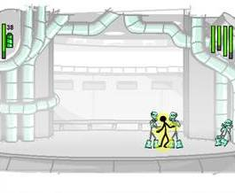 Flash-игра Electricman 2