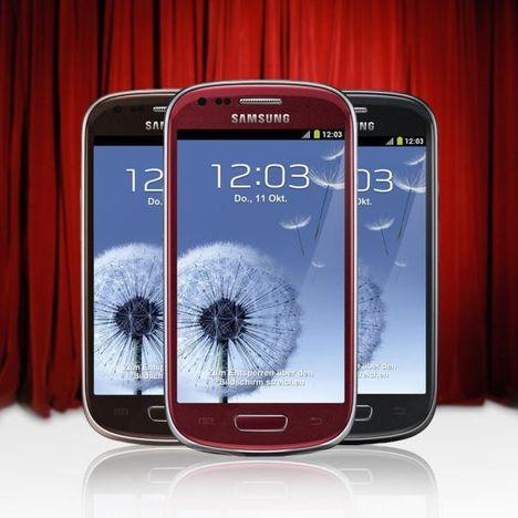 Samsung, Android Smartphone, Smartphone, Samsung Smartphone, Samsung Galaxy S3 Mini, Galaxy S3 Mini