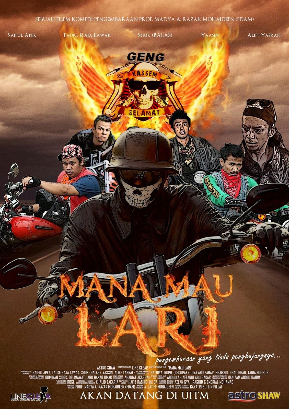27 NOVEMBER 2014 - MANA MAU LARI