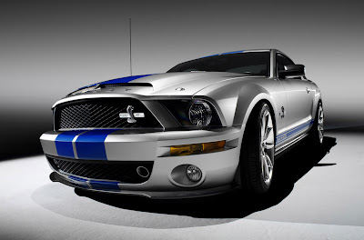 2010 Ford Mustang Shelby Cobra