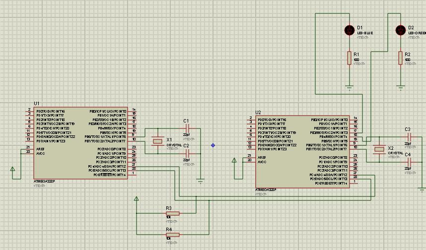 Симуляция работы Arduino в Proteus 8