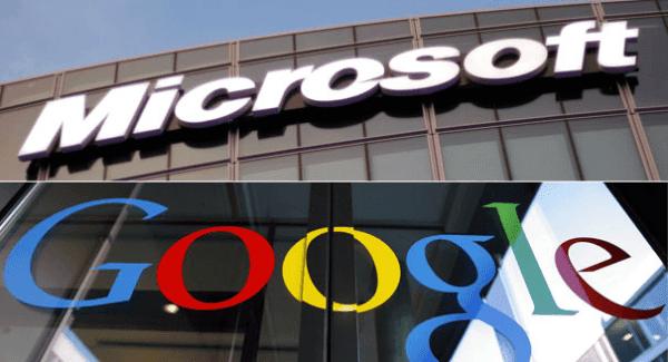 مايكروسوفت منزعجة من جوجل بسبب الثغرات الأمنية