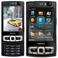 Nokia, nokia n95, black magic, mobile phone, cellphone, review,