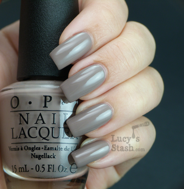 Lucy's Stash - OPI Berlin There Done That