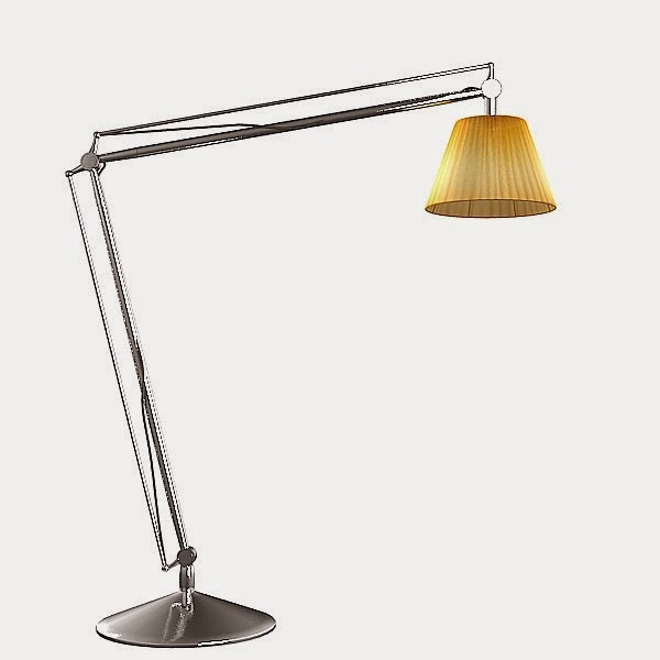 FLOS Superarchimoon floor lamp