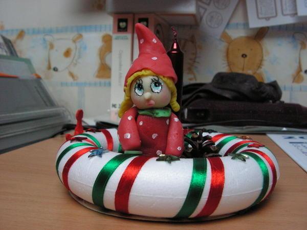Formulas de porcelana fria ideas para hacer adornos - Ideas adornos navidenos ...