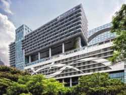 Harga Hotel Bintang 4 di Singapore - Hotel Jen Orchardgateway Singapore