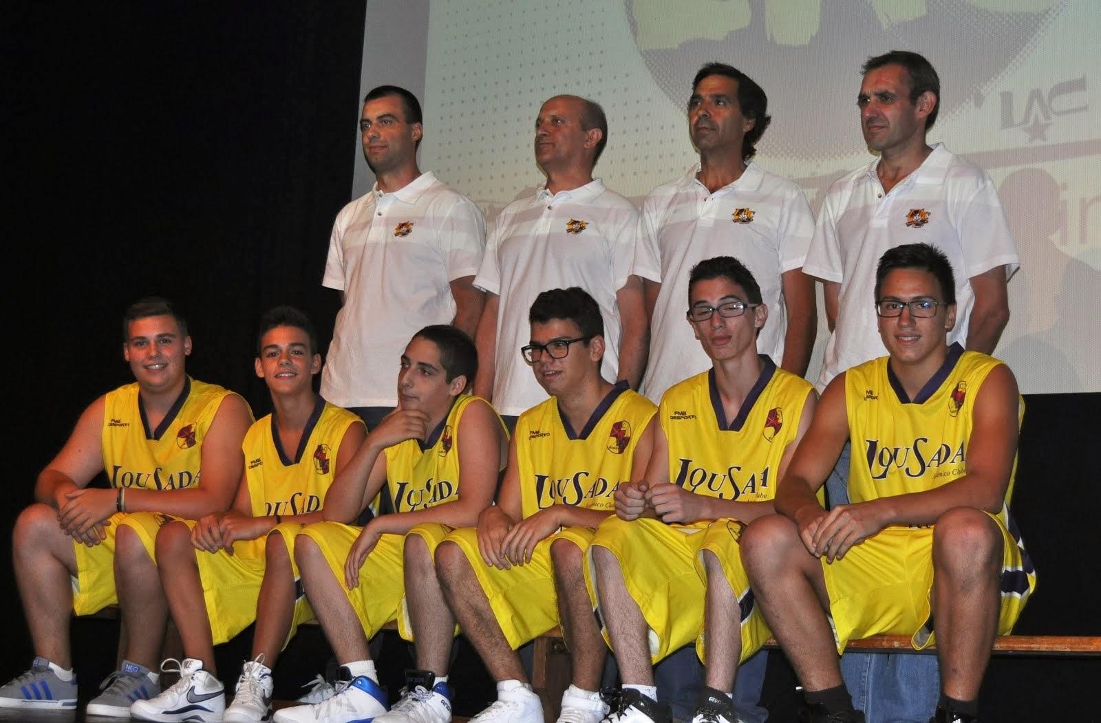 Cadetes Masculinos 2013-2014