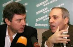 Skoro všichni liberální opoziční předáci v Rusku jsou buď plně nebo částečně židovského původu