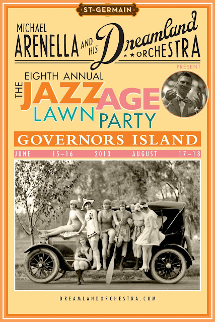 8th Annual Jazz Age Lawn Party