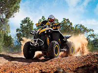 2013 Can-Am Renegade Xxc 800R ATV pictures 1