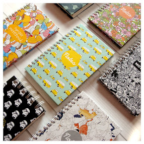 Soraksorai, creative notebook: