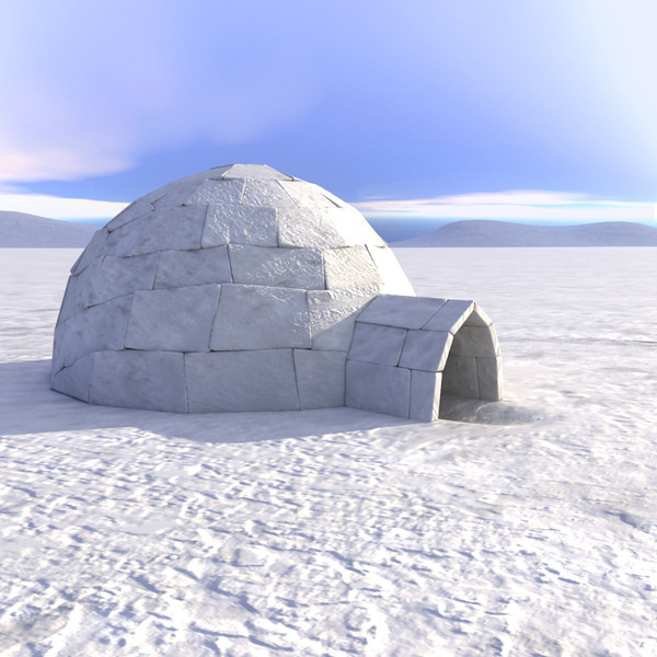 Igloos In The Arctic Masonry Design: A Maso...