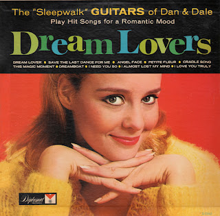 Sleepwalk Guitars Of Dan Dale The Themes From Goldfinger And Zorba The Greek