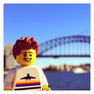little traveller goes to sydney