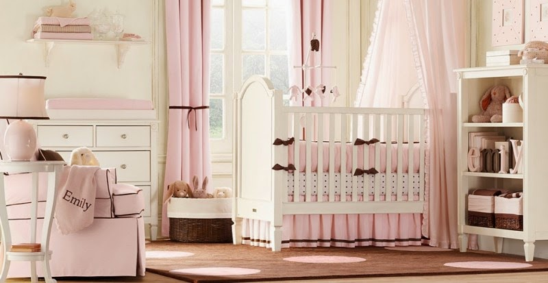 baby girls room ideas