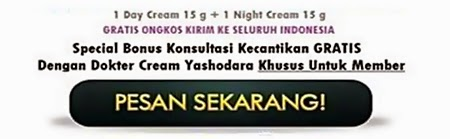 Cream Pemutih Yashodara