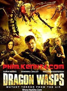Phim Ong Khổng Lồ - Dragon Wasps