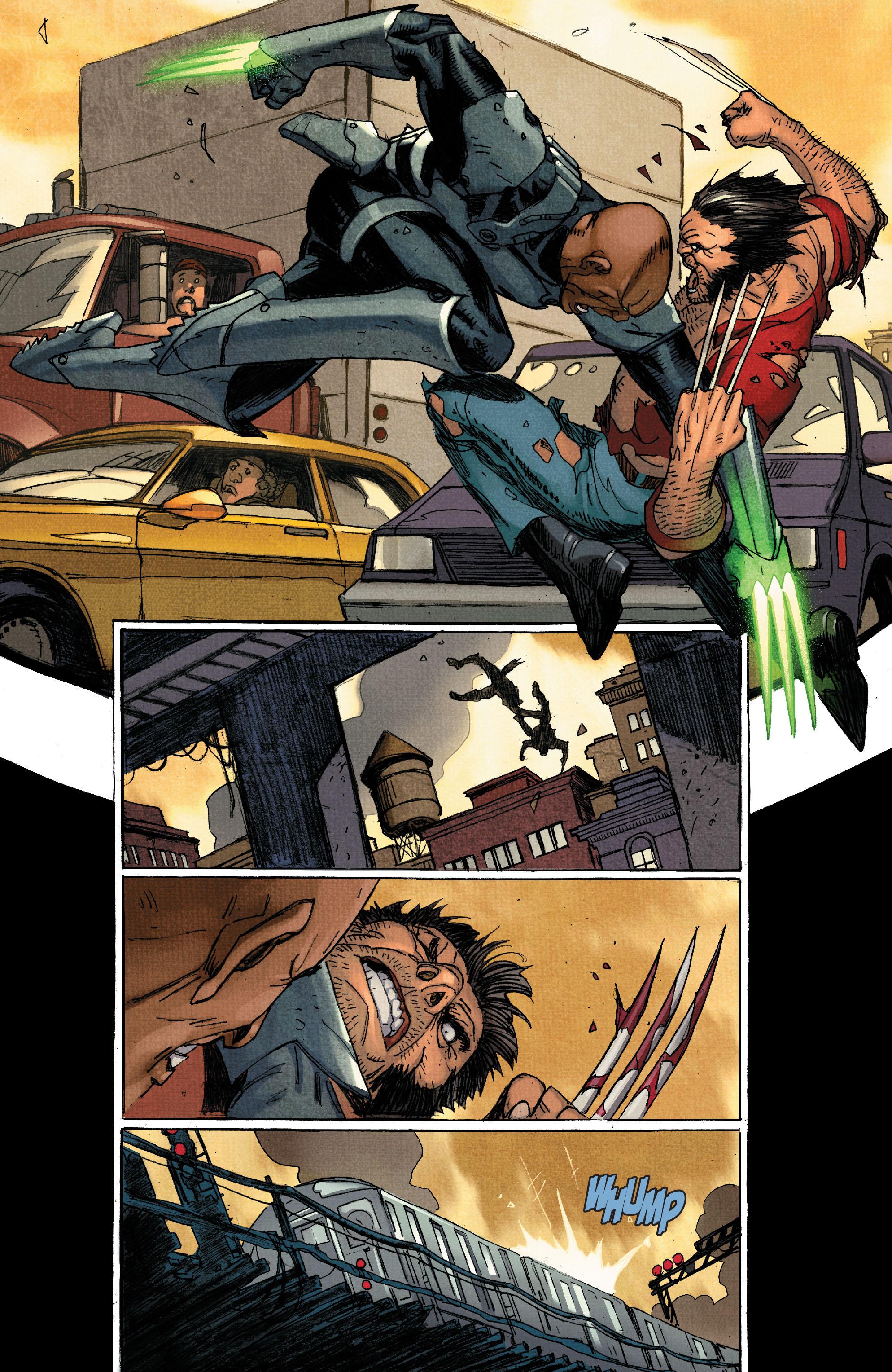 Wolverine: Weapon X #4 #13 - English 13