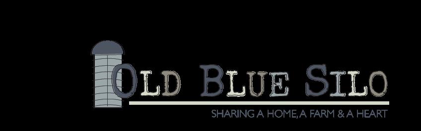 Old Blue Silo