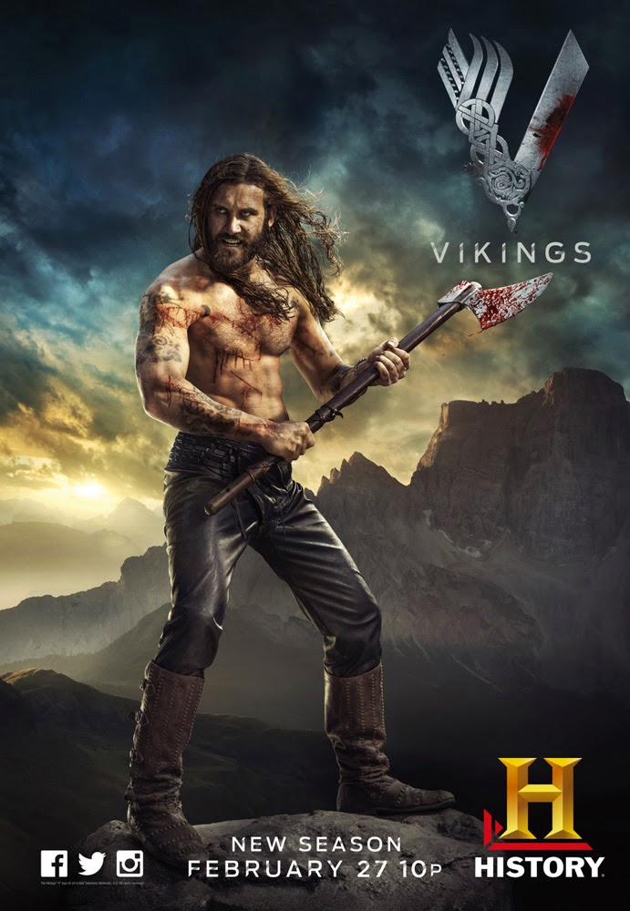 Vikings 2ª Temporada Legendado