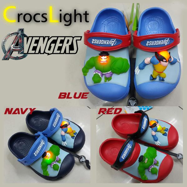 crocs anak crocslight avenger