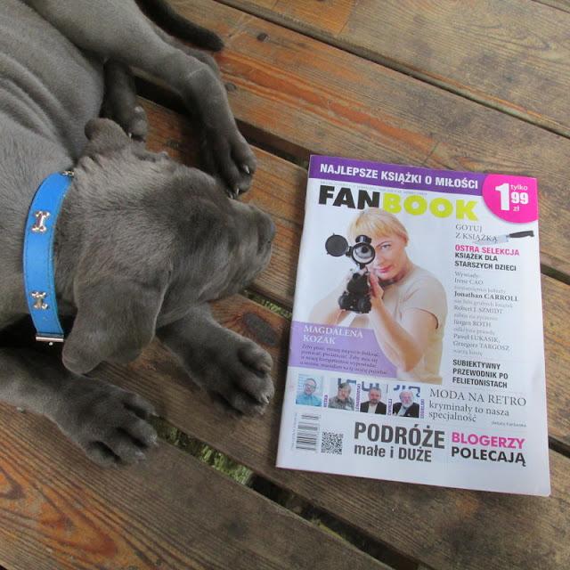 O tym, gdzie możecie mnie znaleźć w najnowszym numerze Fanbooka!