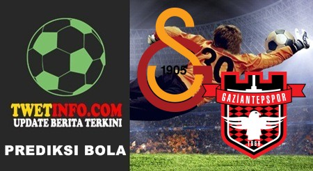 Prediksi Galatasaray vs Gaziantepspor, Turkey 26-09-2015