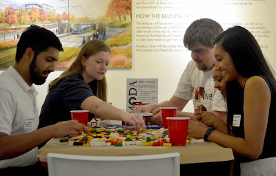 LEGOs & Local Beer | MODA