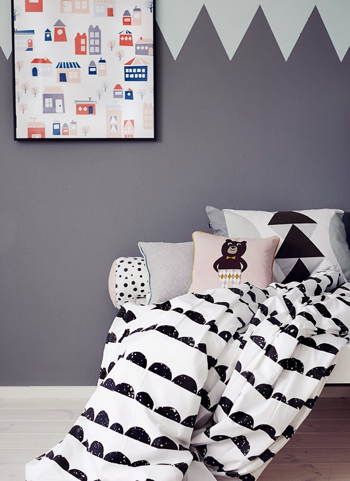 ferm living - kids collection - bedding