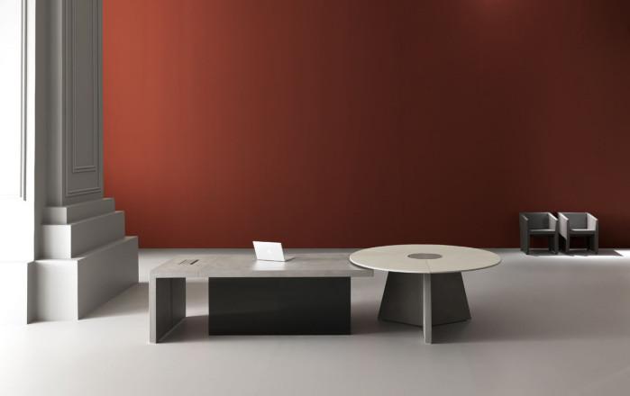 Arredamento progettazione e realizzazione uffici in for Arredamento uffici napoli