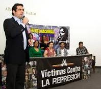 Víctimas de la Represión Gobierno