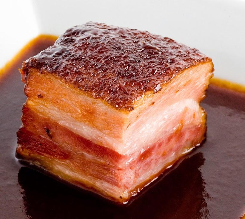 Como fazer um molho de bacon?