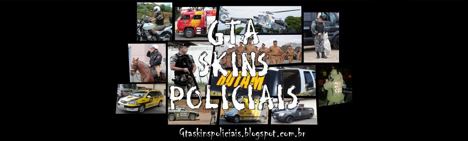 GTA Skins Policiais