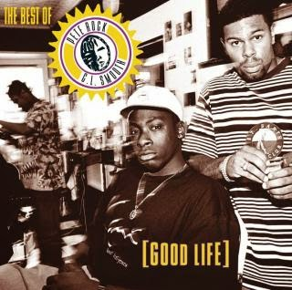Pete Rock & C.L. Smooth - The Best Of Pete Rock & C.L. Smooth (Good Life)