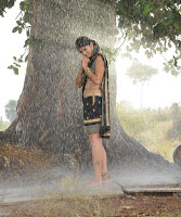 Actress Tapsee Wet Stills